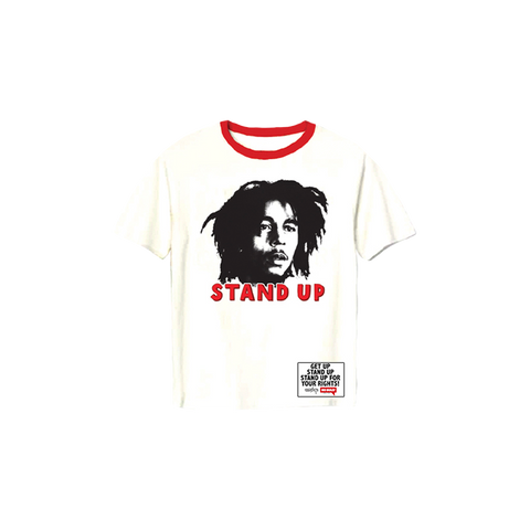 Get Up Stand Up Toddler Tee