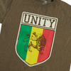 Unity Heather Brown T-Shirt