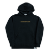 Washed Black Redemption Hoodie