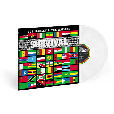 Survival Clear LP