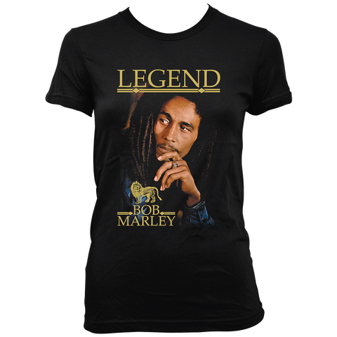 Legend Album Cover Ladies T-Shirt