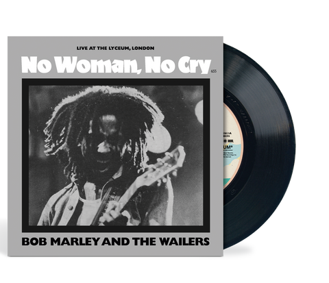 No Woman, No Cry (Live At The Lyceum, London) 7""