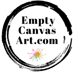 Empty Canvas Art
