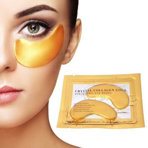 Zenzatas-Golden Eye Mask