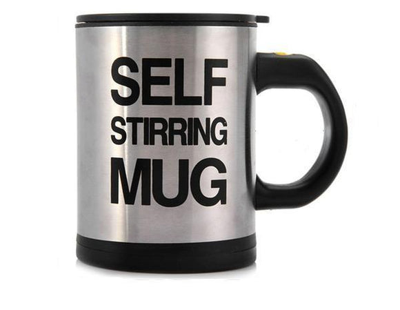 Zenzatas-Self Stirring Insulated Mug