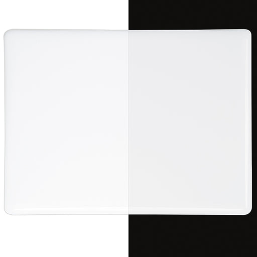0013 Opaque White - chockadoo