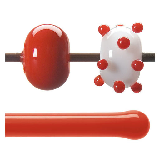 0024 Tomato Red Opal Rod - chockadoo