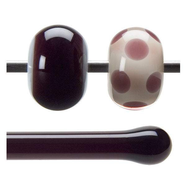 1105 Deep Plum Rod - chockadoo
