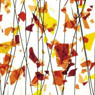 4111 Autumn Fractures and Streamers - chockadoo