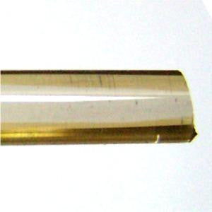 018 Light Brown Transparent Handpull - chockadoo