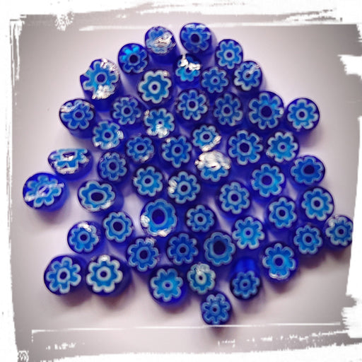 Morning Glory Millefiori - chockadoo