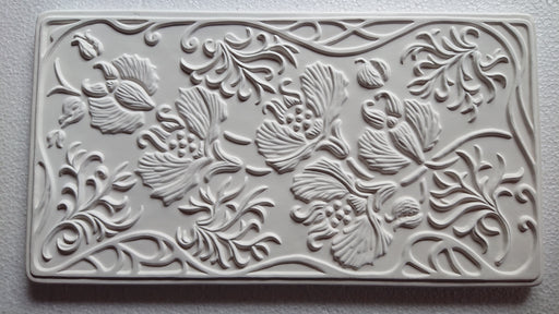 Art Nouveau Texture Mould
