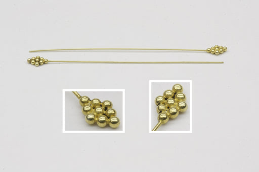 Vermeil Headpin - chockadoo