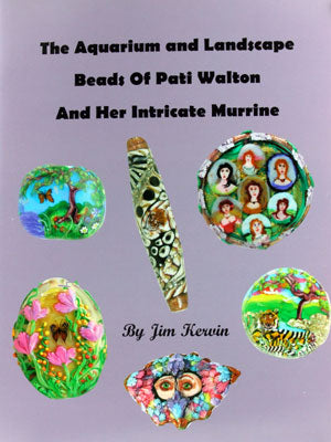 Aquarium and Landscape Beads of Pati Walton - chockadoo