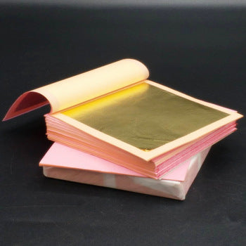 Gold Leaf Book - chockadoo