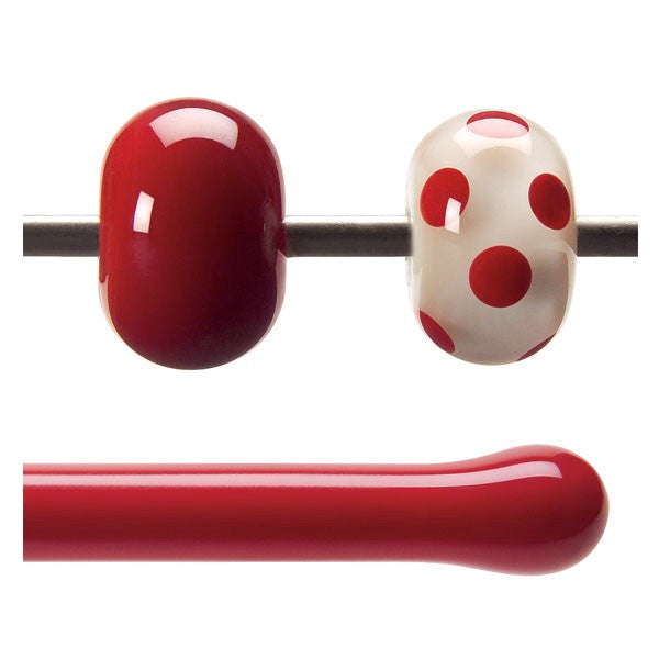 0124 Red Rod - chockadoo
