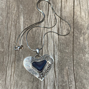 Heart of Davenport Pendant