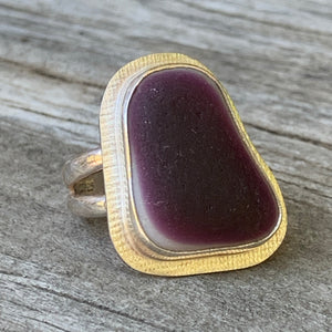 Grape Popsicle Ring
