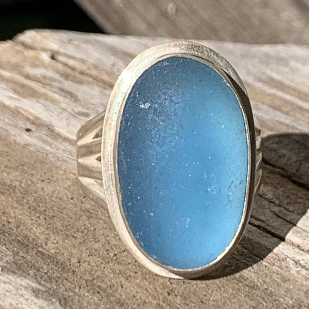 Cornflower Blue Ring