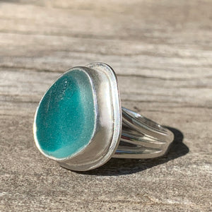 Teal Mutli Ring
