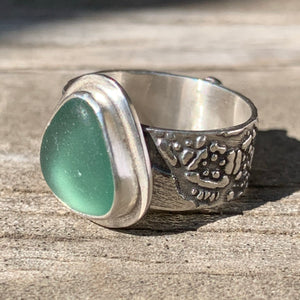 Forrest Green Ring