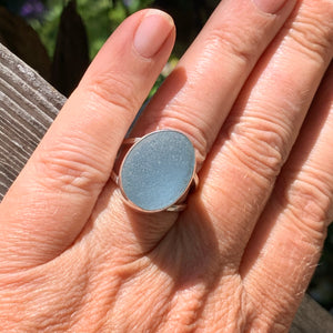 Blue Gray Ring