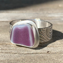 Load image into Gallery viewer, Grape Jolly Rancher ring