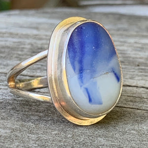 Blue Froth Ring