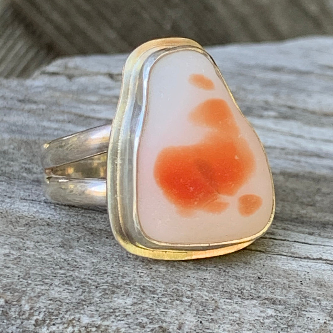 Swimming Koi Ring