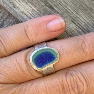 Blue and UV Glower Ring
