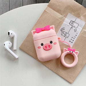 Cartoon Airpod Cases