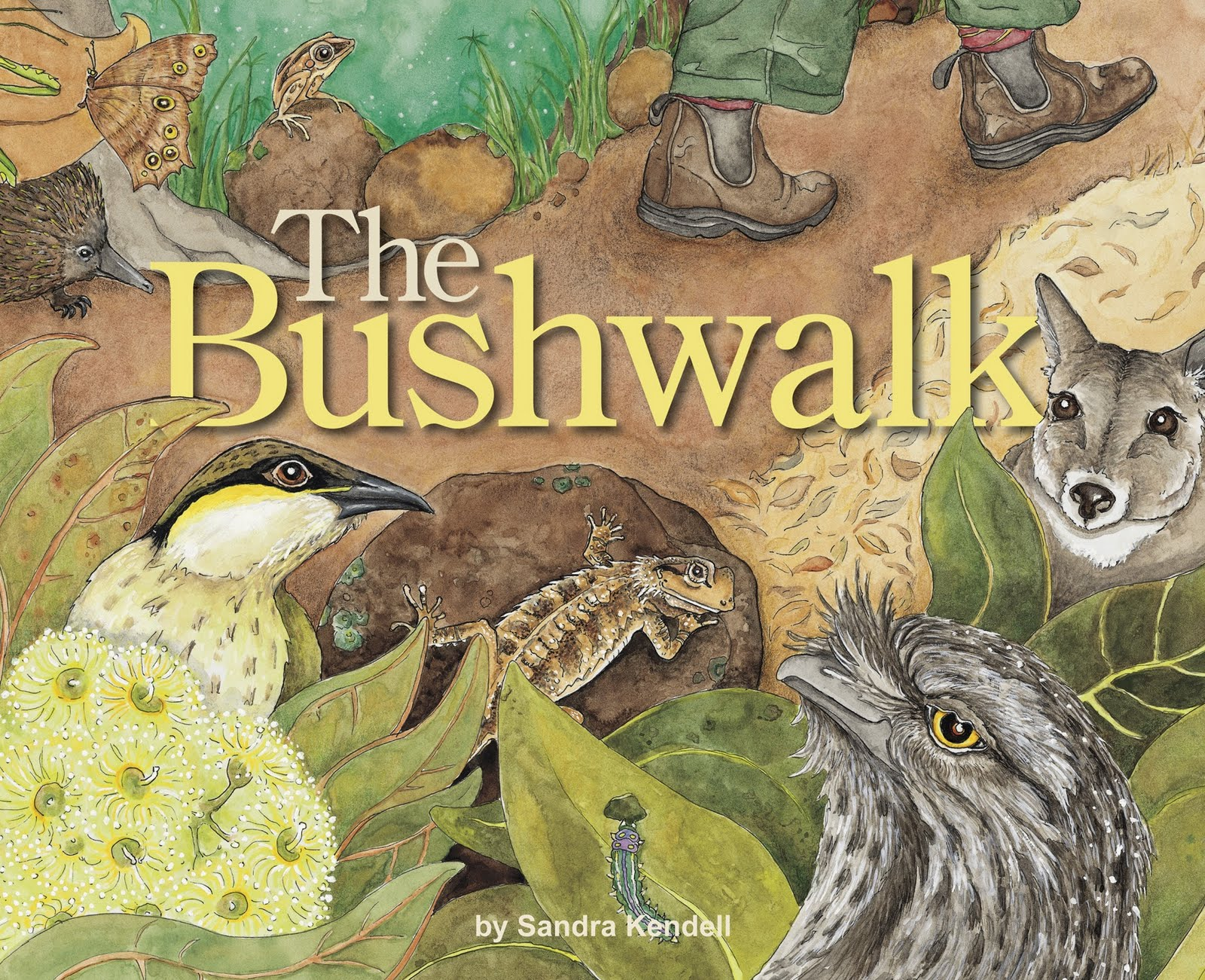 The Bushwalk