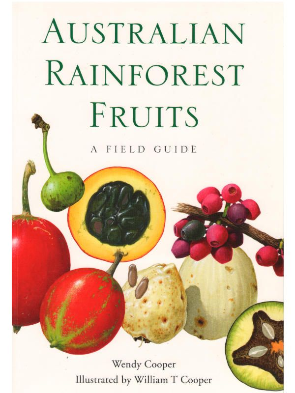 Australian Rainforest Fruits PB