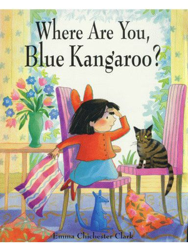 Where are you Blue Kangaroo