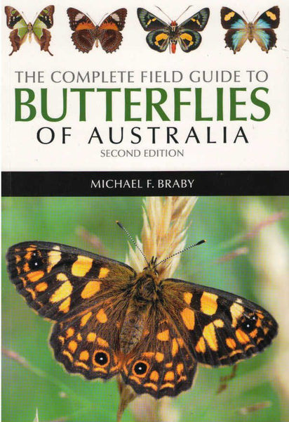 Complete Field Guide Butterflies of Aust