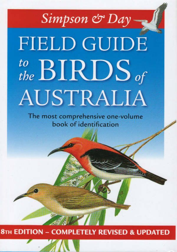 Field Gde Birds of Aust Simpson and Day