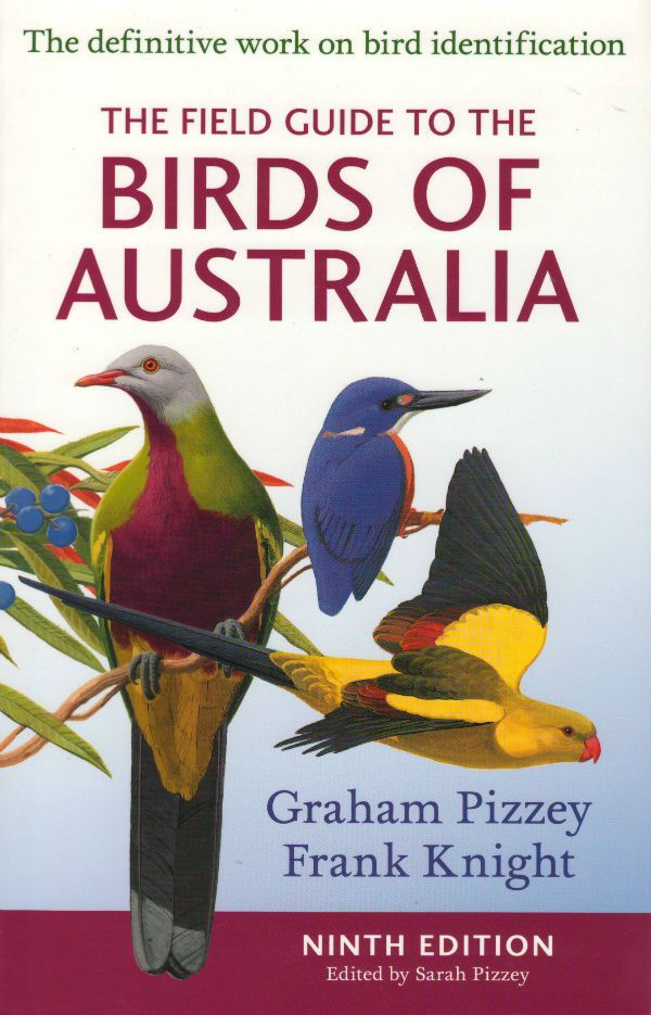 Field Guide to Birds of Aust 9th Ed