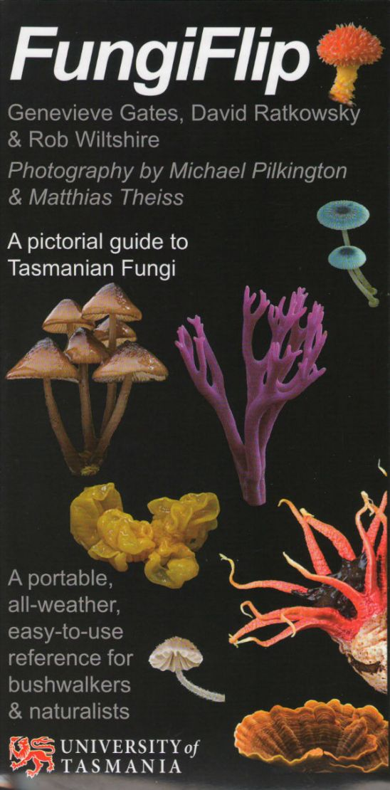 Flip Guide to Fungi of Tasmania