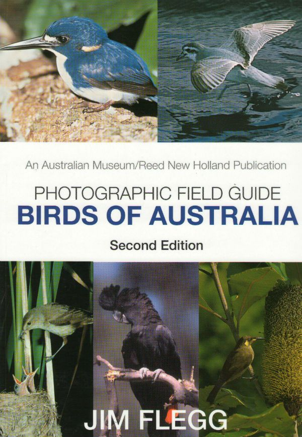 Photographic Field Guide Birds of Aust