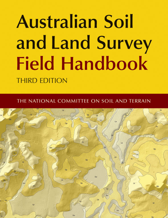 Aust Soil and Land Survey Field Handbook