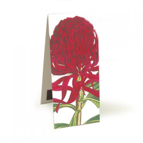Magnetic Bookmark Waratah