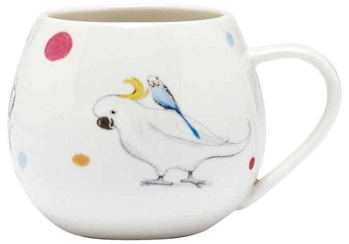Barney Mug Cockatoo