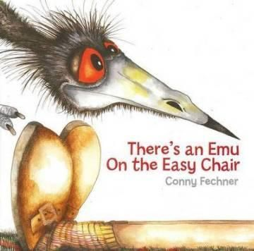 Theres an Emu on the Easy Chair