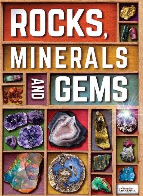 Rocks Minerals and Gems