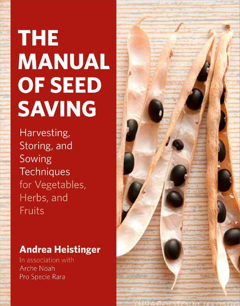 Manual Seed Saving