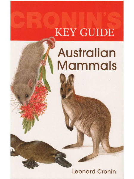 Cronins Key Guide to Aust Mammals