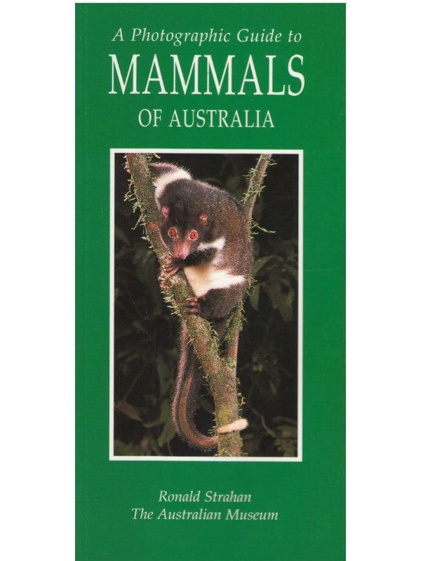 Photoguide Mammals of Australia