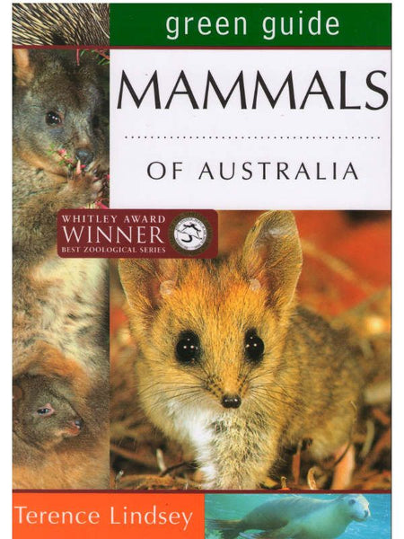 Green Guide Mammals of Australia