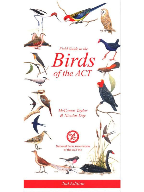 FG Birds of the ACT 2nd Edition