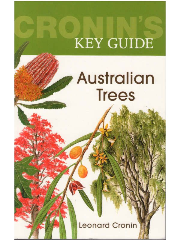Cronins Key Guide to Australian Tree